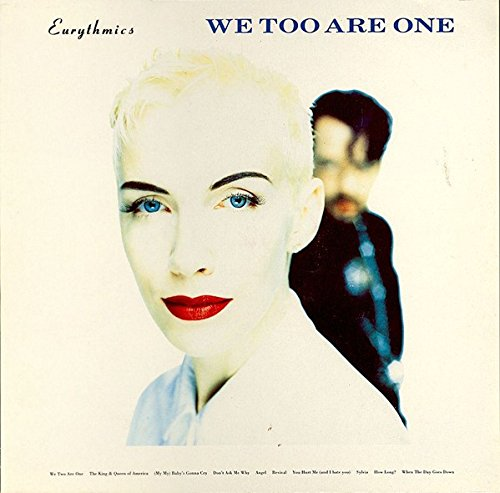 Eurythmics - We Too Are One (Vinyl)