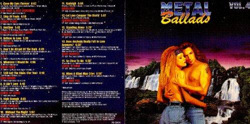 Sampler - Metal ballads 4