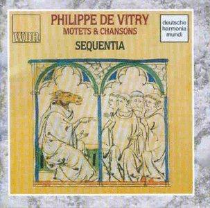 De Vitry , Philippe - Motetten & Lieder (Sequentia)