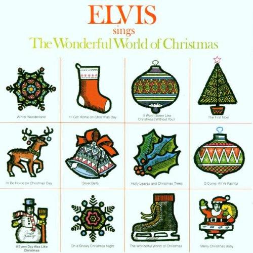 Presley , Elvis - Elvis Sings the Wonderful World of Christmas