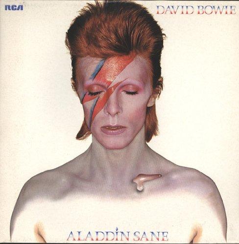 David Bowie - Aladdin sane (1981) [Vinyl LP]