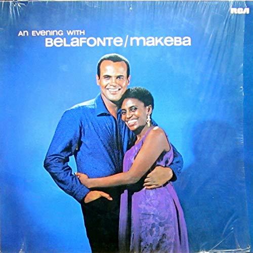 Belafonte , Harry & Makeba , Miriam - An Evening With Belafonte/Makeba (Vinyl)