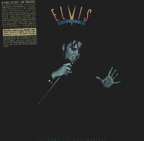 Presley , Elvis - The King Of Rock 'N' Roll - The Complete 50's Masters (5-CD SET)