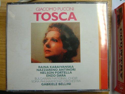 Puccini , Giacomo - Tosca (UK-Import)