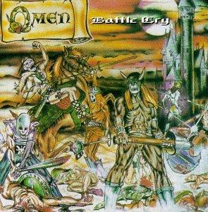 Omen - Battel Cry (Classic Series)