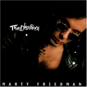 Friedman , Marty - True obsessions