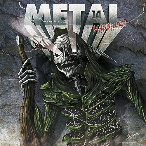 Sampler - Metal Massacre 14