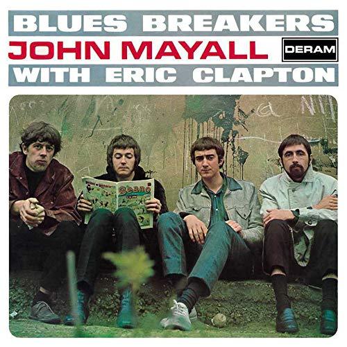 John & the Bluesbreakers Mayall - Bluesbreakers (Vinyl) (Back-To-Black-Serie) [Vinyl LP]