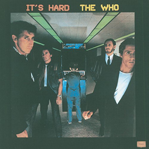 Who , The - It's Hard