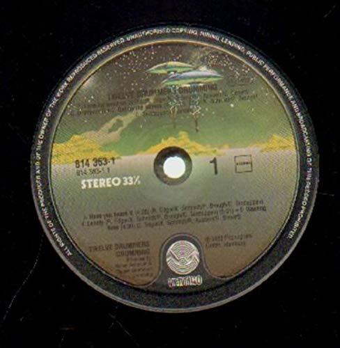 Twelve Drummers Drumming - o. Titel (Vinyl)
