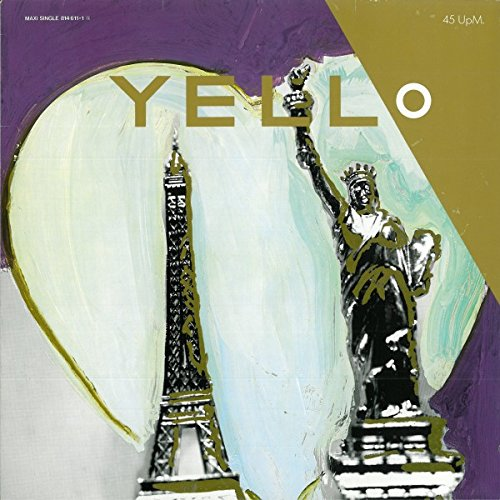 Yello - Lost Again (Maxi) (12'') (Vinyl)