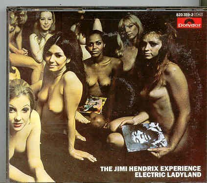 Hendrix , Jimi - Electric Ladyland