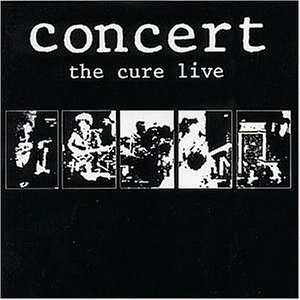 Cure , The - The cure live