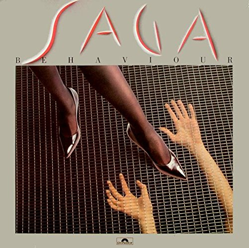 Saga - Behaviour (85) (Vinyl)