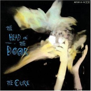 Cure , The - The head on the door