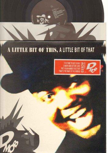 D Mob - A Little Bit Of This, A Little Bit Of That (Vinyl)