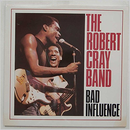Cray , Robert Band - Bad Influence (Vinyl)