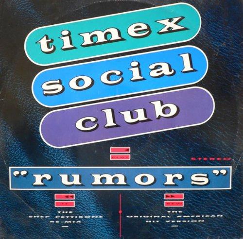 Timex Social Club - Vicious Rumors ... The Album (Vinyl)