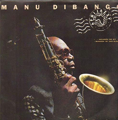 Dibango , Manu - Afrijazzy (Vinyl)