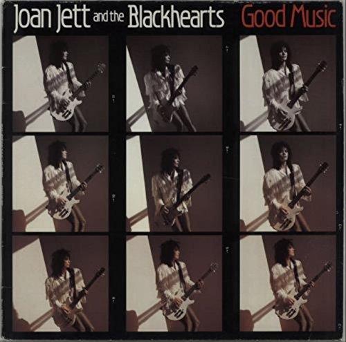 Jett , Joan And The Blackhearts - Good Music (87) (Vinyl)