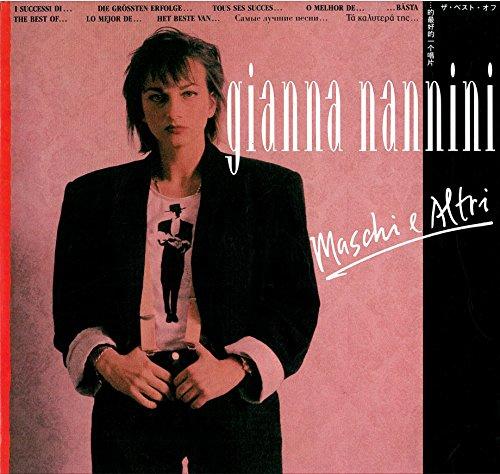 Nannini , Gianna - Maschi E Altri - The Best Of... (Vinyl)