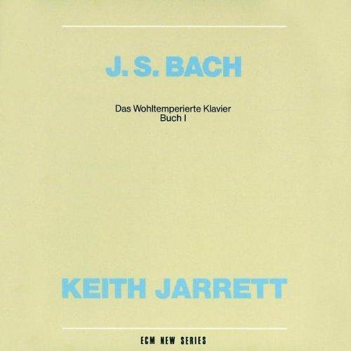 Jarrett , Keith - Bach: Das Wohltemperierte Klavier, Buch 1