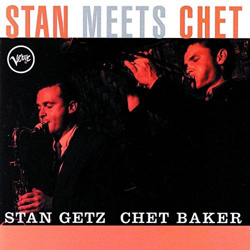 Getz , Stan & Baker , Chet - Stan Meets Chet