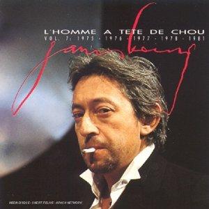 Gainsbourg , Serge - L'homme a Tete De Chou