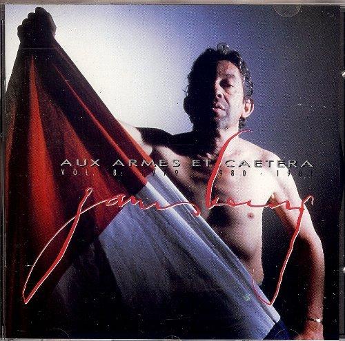 Gainsbourg , Serge - Aux Armes Et Caetera (Gainsbourg Complete Vol. 8: 1979 1980 1981)