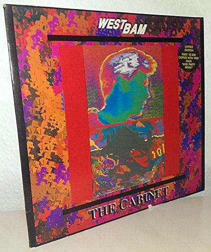 Westbam - The Cabinet - Limited Edition (Incl. Free 12Inch, Incl. OIS) (2LP) [Vinyl LP]