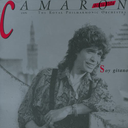 Camaron - Soy Gitano