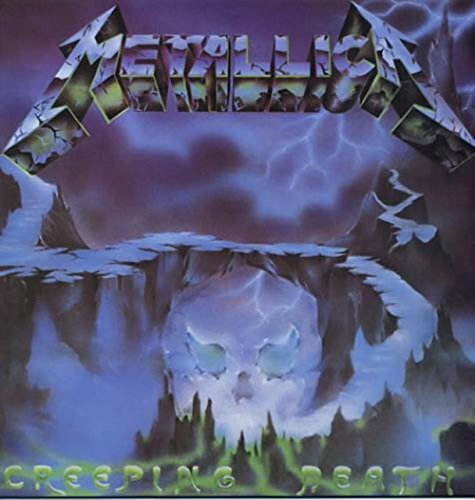 Metallica - Creeping Death / Jump In The Fire (EP) (1990) (Vinyl)