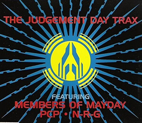Members of Mayday - The Judgement Day Trax (Maxi)