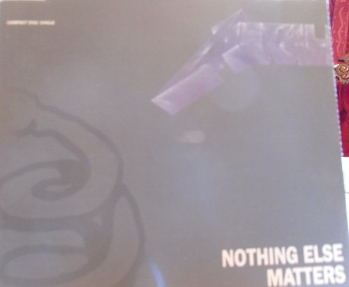 Metallica - Nothing else matters (Maxi)