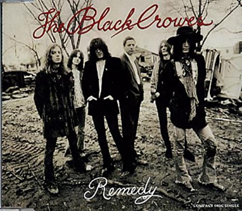 Black Crowes , The - Remedy (Maxi)