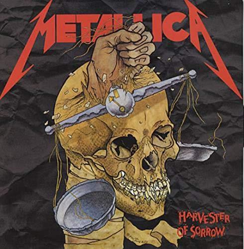 Metallica - Harvester of sorrow [Vinyl Single]
