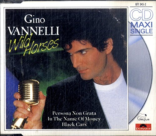 Vanelli , Gino - Wild Horses (Maxi)