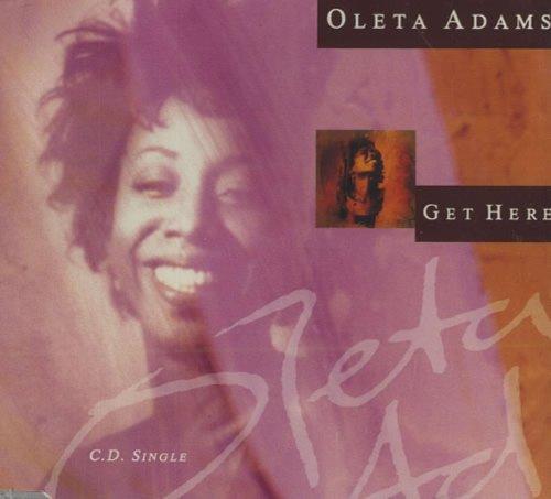 Adams , Oleta - Get Here (Maxi)