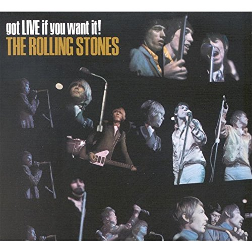 Rolling Stones , The - Got Live If You Want It! (SACD)