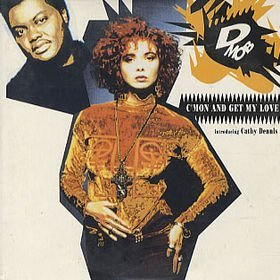 D-Mob - C'mon and get my love (Maxi)