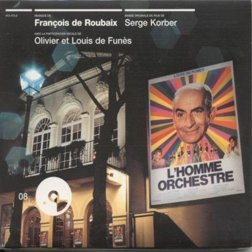 Roubaix , Francois De - L'Homme Orchestre