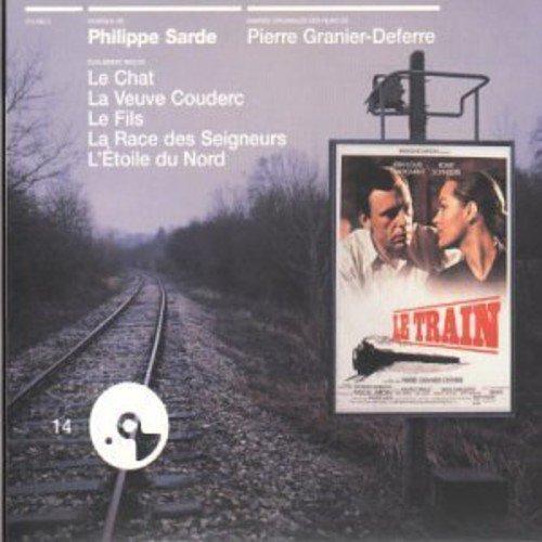 Sarde , Philippe - Le Train (Le Chat / La Veuve Couderc / Le Fils / La Race Des Seigneurs / L'Etoile Du Nord)