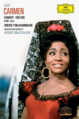 Bizet , Goerges - Carmen (Karajan, Bumbry, Vickers, Freni, Diaz)