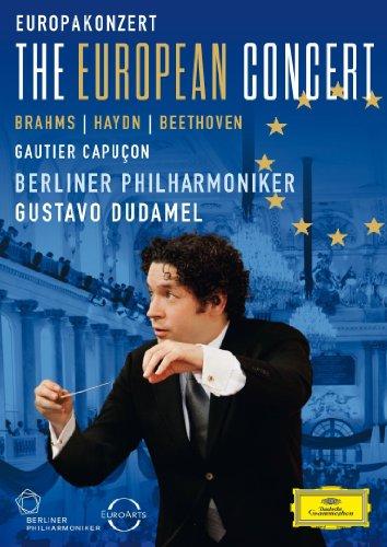 Dudamel , Gustavo & BP - The European Concert - Brahms / Haydn / Beethoven (Dudamel, BP, Capucon)