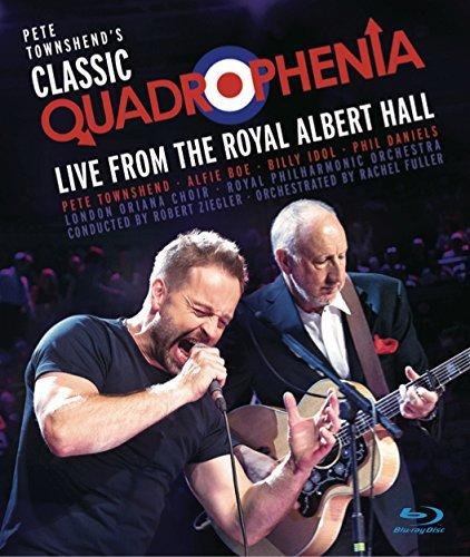Townshend , Pete - Classic Quadrophenia - Live From The Royal Albert Hall (Blu-ray)
