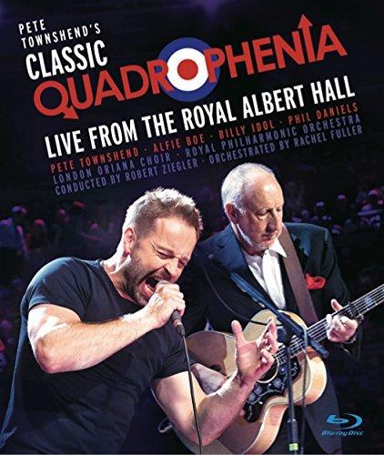 Townshend , Pete - Classic Quadrophenia-Live From Royal Albert Hall [Blu-ray]