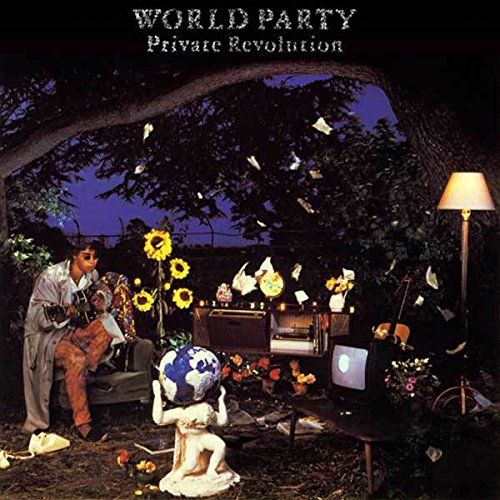 World Party - Private Revolution (86) (Vinyl)