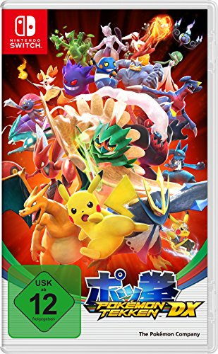 Nintendo Switch - Pokémon Tekken DX - [Nintendo Switch]