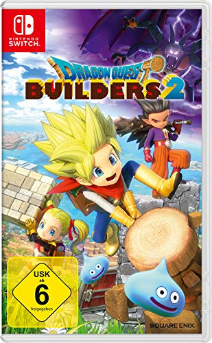 Nintendo Switch - DRAGON QUEST BUILDERS 2 - [Nintendo Switch]