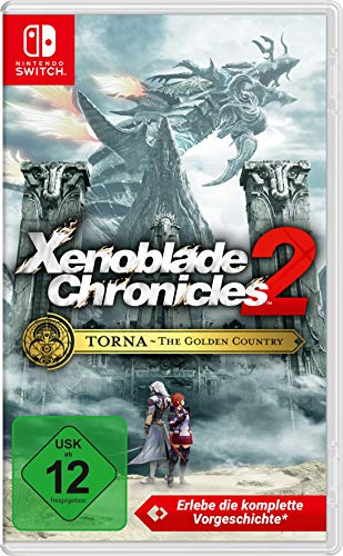 Nintendo Switch - Xenoblade Chronicles 2 - Torna - The Golden Country